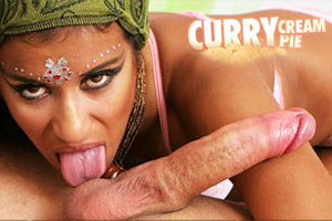 Curry Creampies