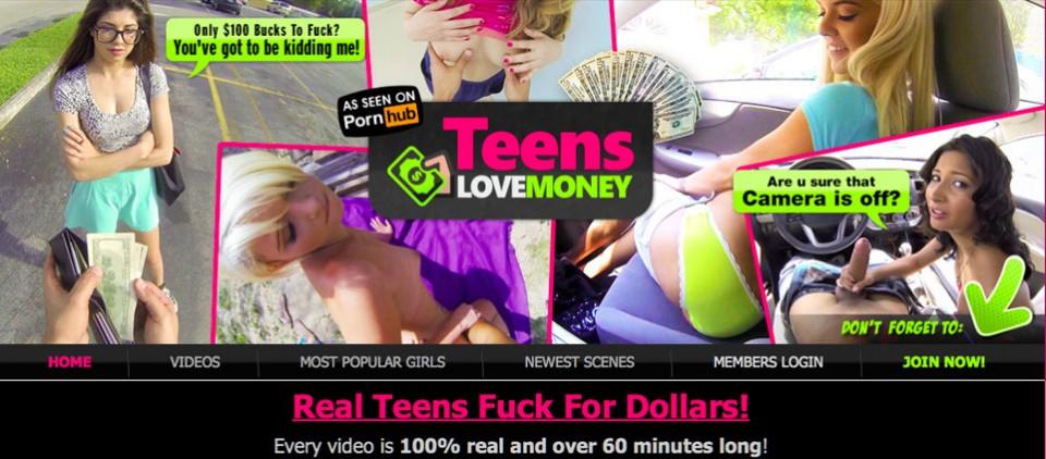 TeensLoveMoney
