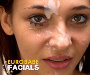 best european facial porn