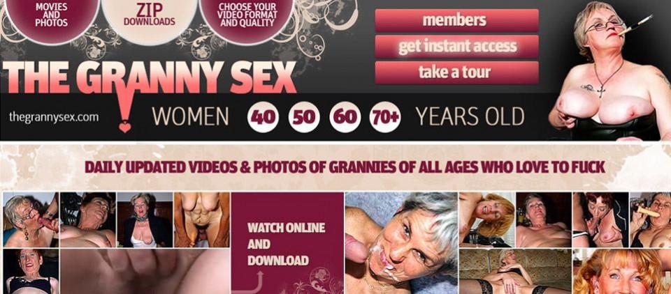 The Granny Sex