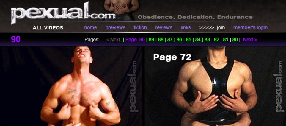 Great premium porn website with some fine gay stuff