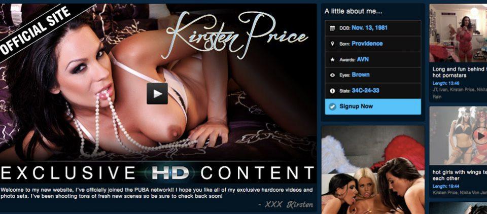 Kirsten Price VIP
