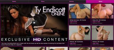 Ty Endicott Online