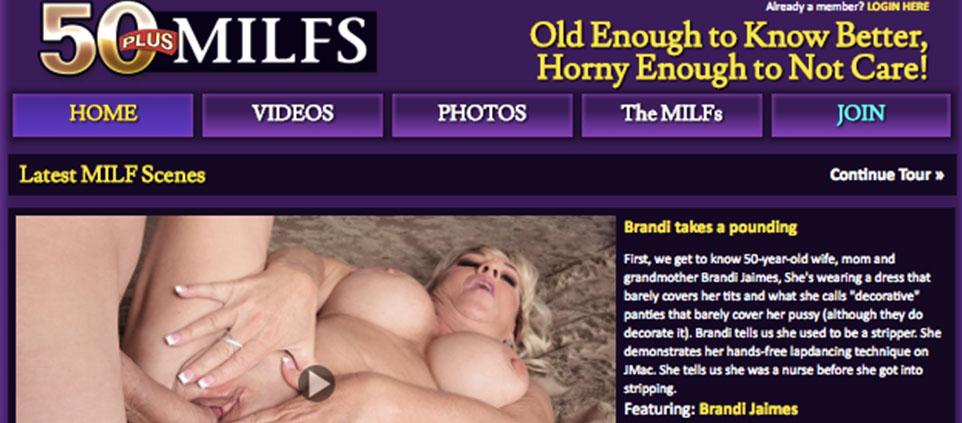 Amazing adult website to enjoy some fine mature stuff