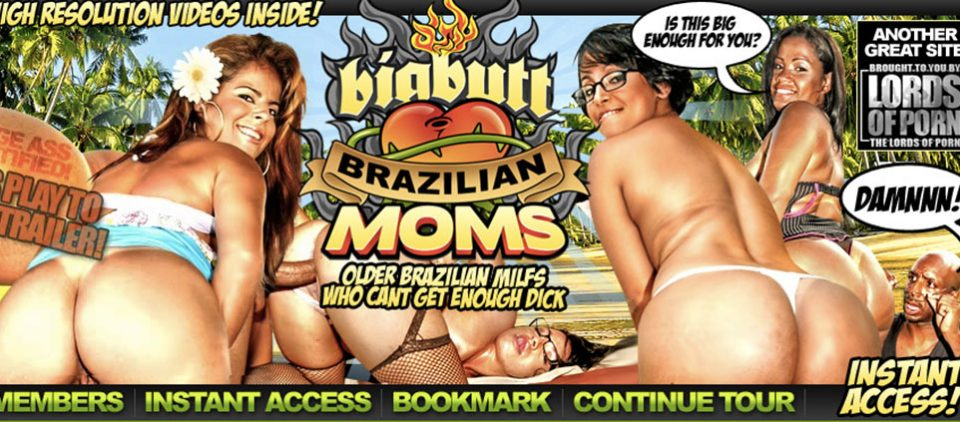 BigButtBrazilianMoms