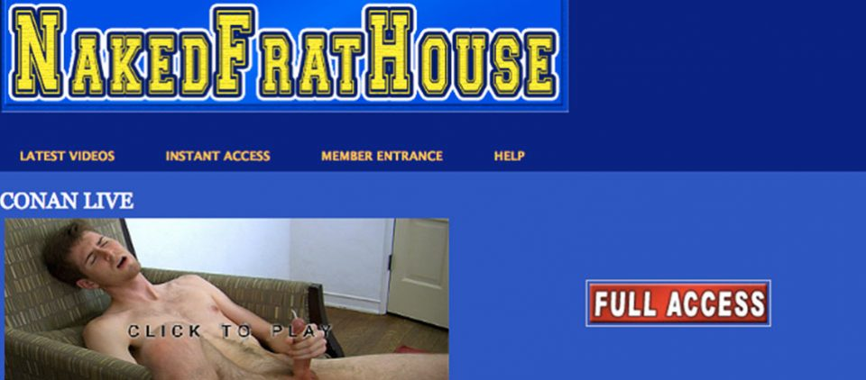 Nakedfrathouse