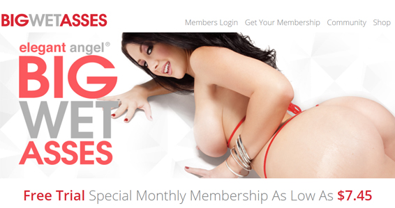 top rated big ass sex site for juicy round asses