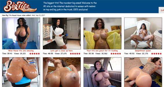 hot bangbros porn site for big tits and round asses lovers