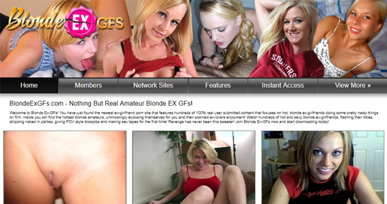 top rated blondes porn site if you like amateur sex videos
