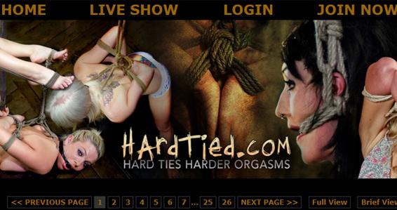 good bdsm porn website for bondage videos
