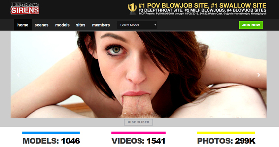 Top blowjob sites