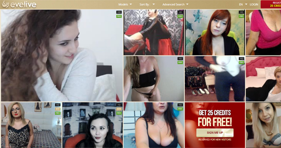 Cheap webcam pay porn site with free registration