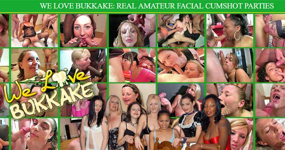 Good bukkake pay sex site for facial videos