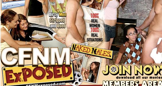Most popular adult site to get stunning CFNM stuff