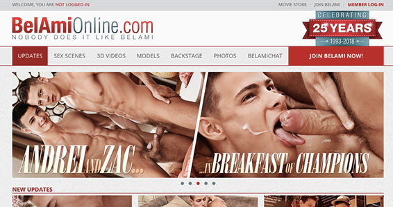 Great premium website if you want amazing gay quality porn