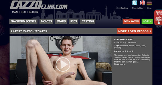 Amazing pay site to have fun with amazing gay stuff