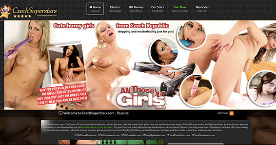 Great xxx website providing amazing czech HD videos
