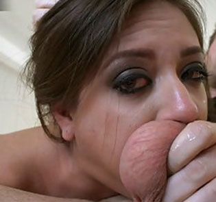 Most popular adult sites providing awesome deepthroat stuff