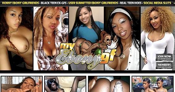 Nice adult website with stunning ebony HD videos