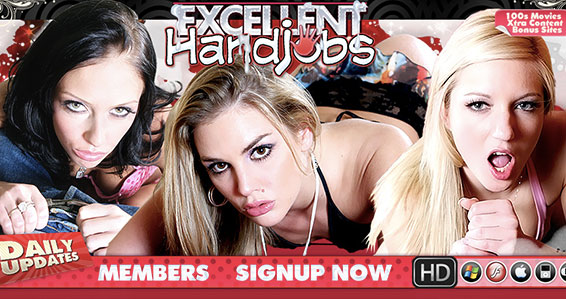 Most popular xxx website to enjoy some awesome handjob quality porn
