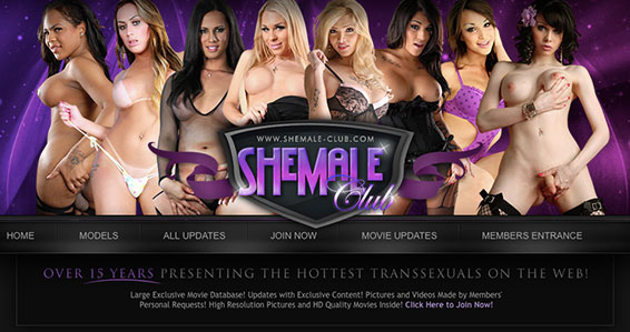 Amazing porn site providing awesome shemale HD videos
