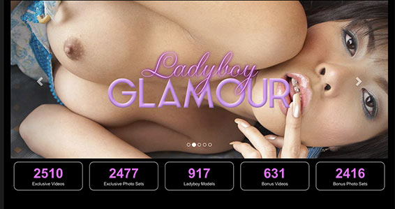 Best porn site to watch awesome ladyboy content