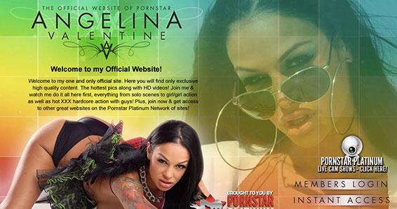 Most popular adult website offering class-A brunette videos