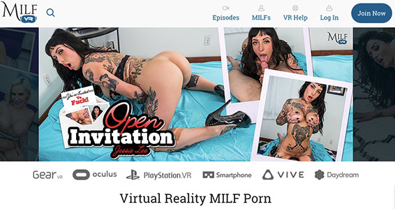 Best porn site providing amazing VR content