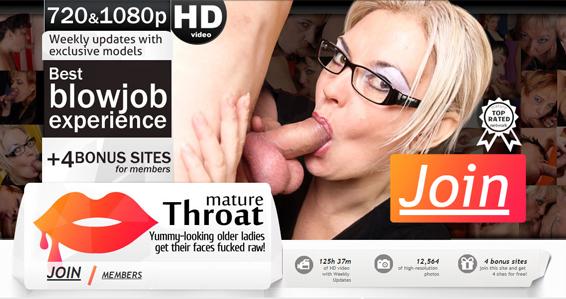 Fine deepthroat porn site for mature xxx videos