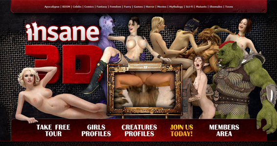 Best pay porn site with 3D animation videos